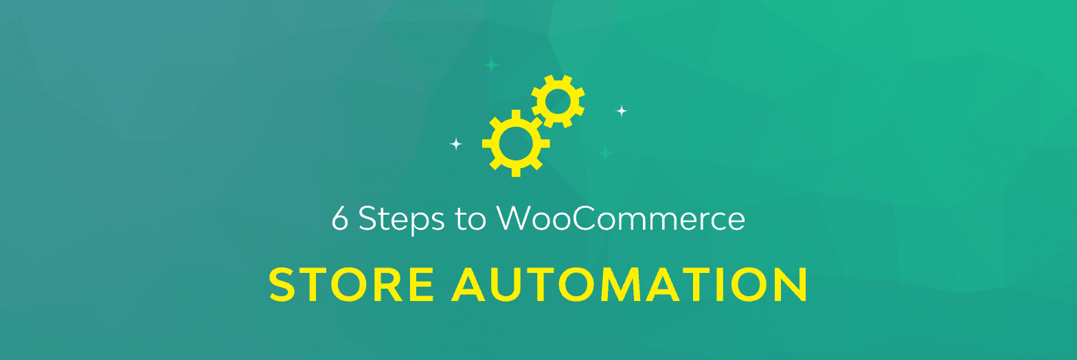 automated woocomerce store header